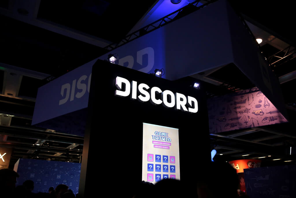 Discord Booth