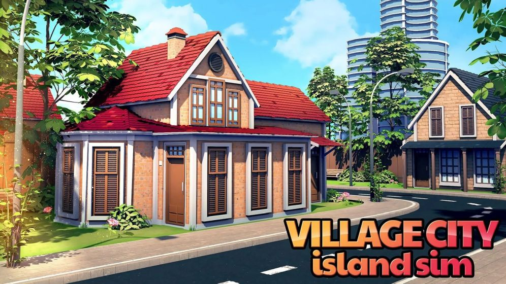 Village City: Island Sim