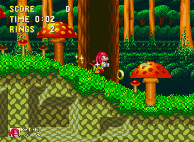 Sonic & Knuckles
